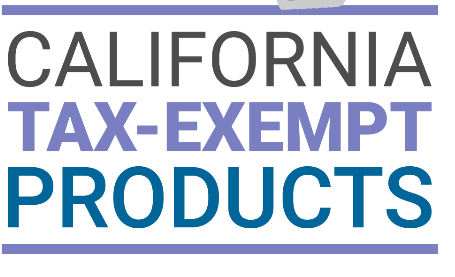 CA Tax Exempt Products List