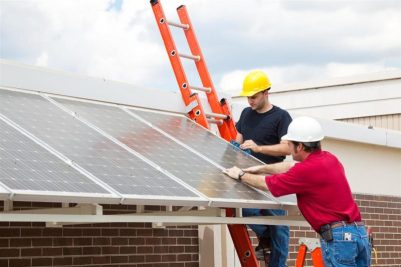 Solar Panel Sales and Installation