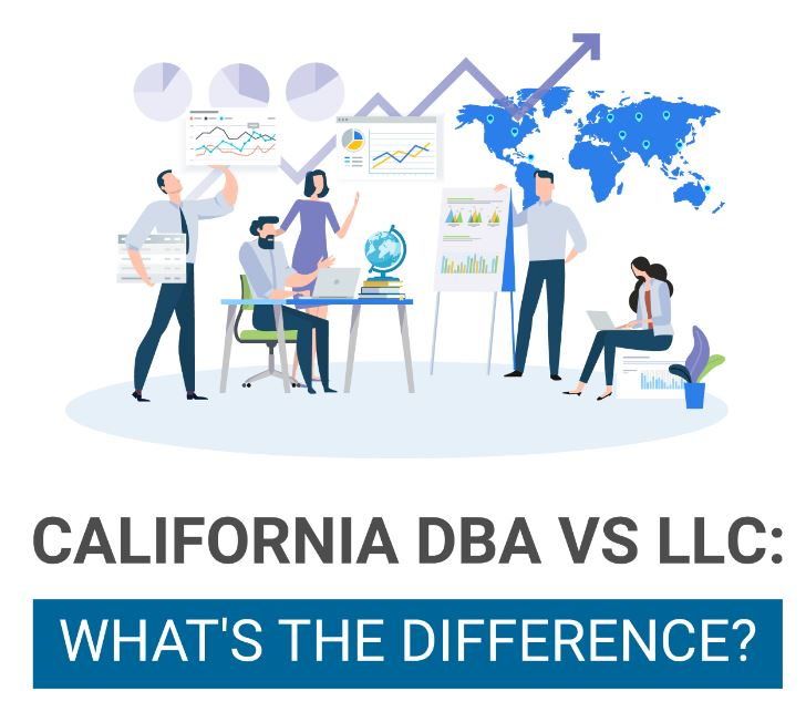 CA DBA vs LLC