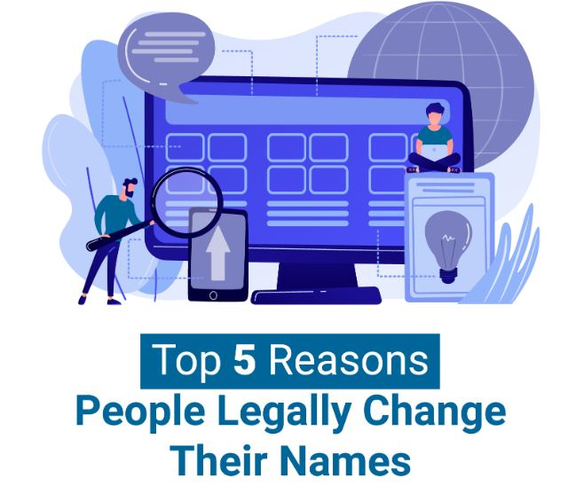Changing Your Legal Name