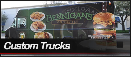 Food trucks for sale in florida