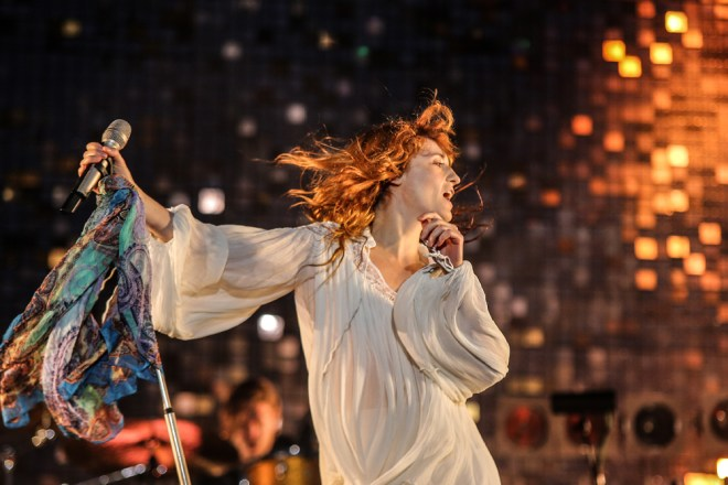 Florence & The Machine (c) Malte Schmidt