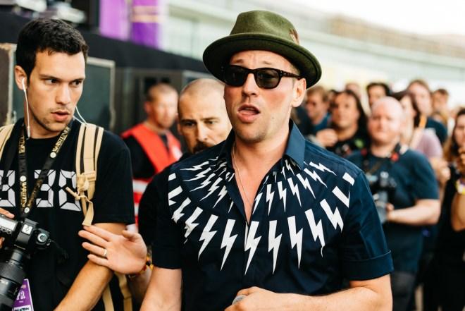 Beatsteaks - Lollapalooza 2015 - ┬® Markus Werner (39 von 43)