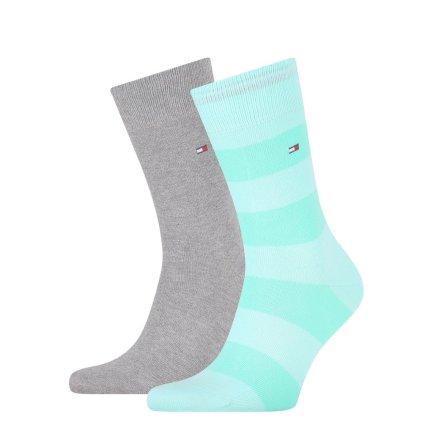 tommy hilfiger mint combo socks
