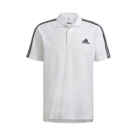 Aeroready Essentials Piqué Embroidered Small Logo 3-Stripes Polo Shirt