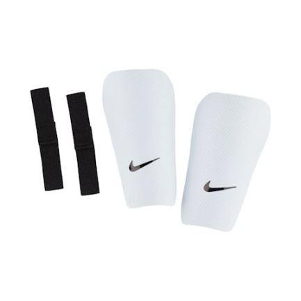 J Guard-CE Football Shinguards - White