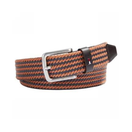 Webbing Knit Belt