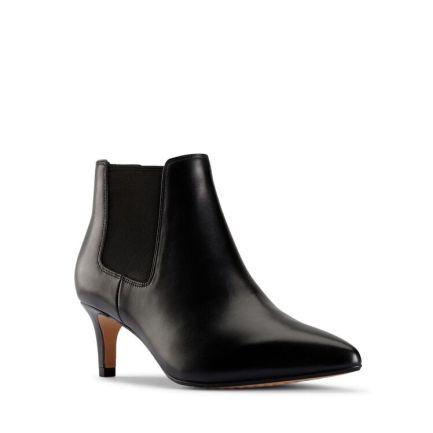 Laina55 Boot2 Black Leather