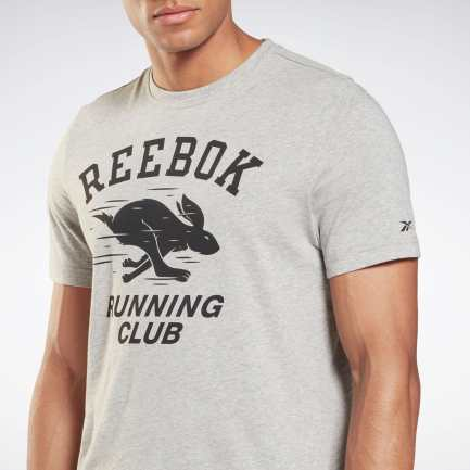 Running Novelty Graphic T-Shirt