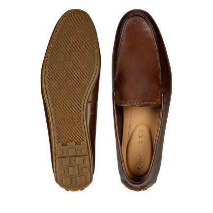 Reason plain British tan leather