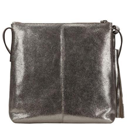 Clarks Metallic Topsham Shine Womens Cross Body Bag