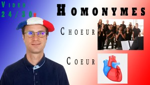 French homonymes