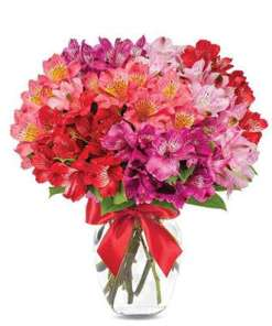 Blooms Of Love Flower Bouquet