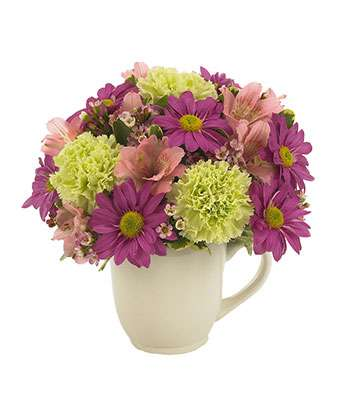 The Rise Shine Flower Bouquet