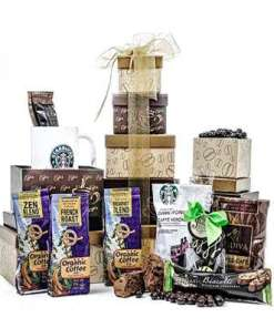Gift Towers Keepsake Boxes Snacks Chocolate Gourmet