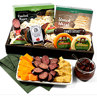 Gourmet Meat & Cheese Sampler Deluxe 69.99