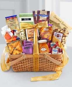 Gourmet Riches Kosher Gift Basket 99.99