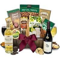 Premier Selections Wine Gift Basket 124.99