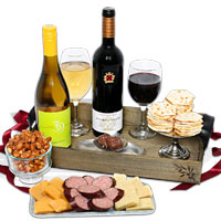 Wine Party Picnic Gift Crate 89.99