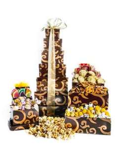 Giant Gourmet Gift Tower
