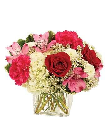Love Blooms Flower Bouquet