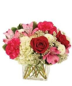 Love Blooms Flower Bouquet