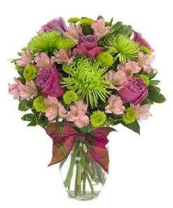 The Northern Lights Flower Bouquet