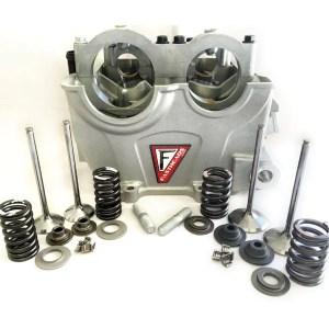 New Kawasaki Cylinder Head