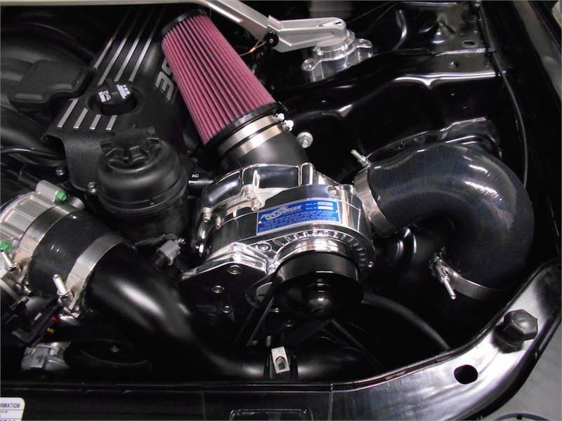 Procharger Supercharger Kit Dodge Challenger 64L SRT8
