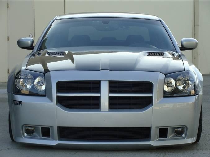 2006 Magnum Custom Hood