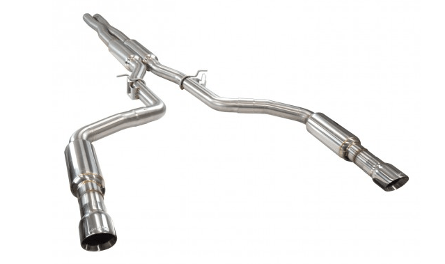 kooks exhaust system dodge charger 6 2l srt hellcat 2015 2021
