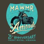 MAWMR 25th Rally Logo