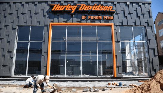 Harley-Davidson Cambodia