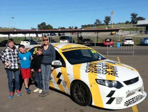 V8 Racing Experience at Sydney Motorsport Park