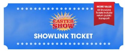 Royal Easter Show Family Pass