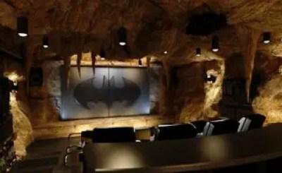 Bat Man Cave