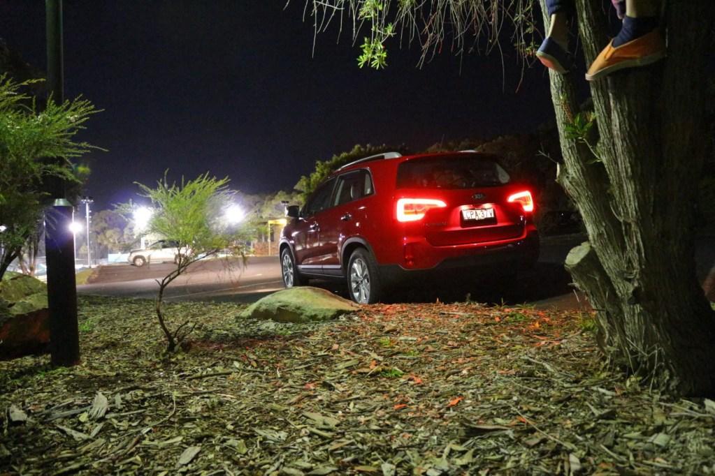 KIA Sorento SUV Review