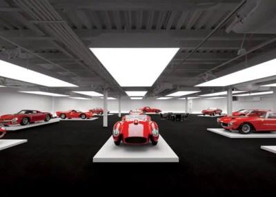 Ralph Lauren Ferrari Garage