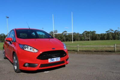 Fiesta ST Review 2014