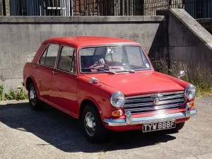 I give you the Awesome Austin/Morris 1100