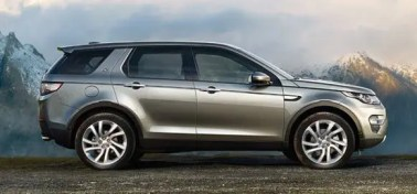 The All New Discovery Sport - Swanky!