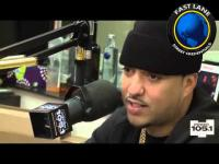 Interview With French Montana,  talks about Max B and more pt 2