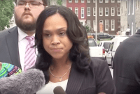 #BlackLivesMatter: Marilyn Mosby Speaks About The Abuse