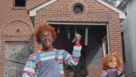 "Flexedupfletch – ""Chucky"""