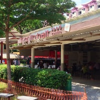 Tanglin Halt Commonwealth Drive Food Centre