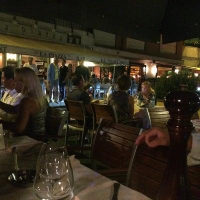 la piazza restaurant italien a