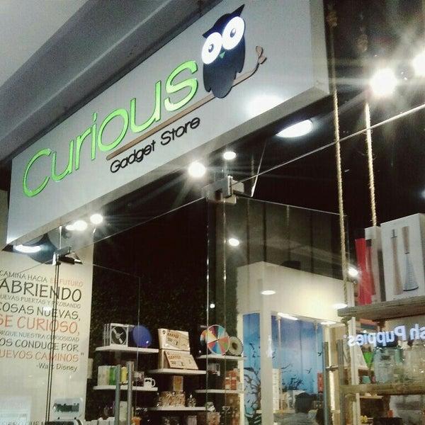 Photos At Curious Gadget Store Gift Shop