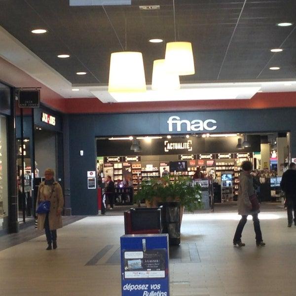 fnac quimper department store in quimper
