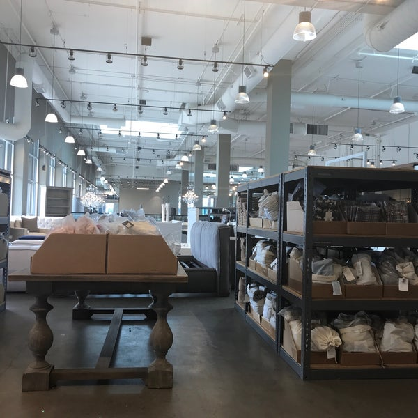 Restoration Hardware Outlet Downtown Long Beach Long
