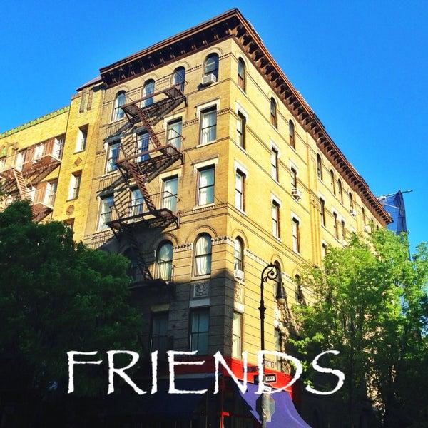 Friends Apartment Building General